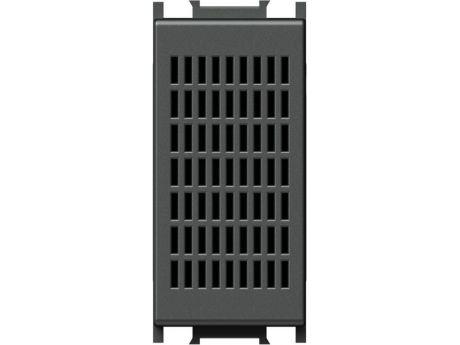 BRENČAČ MODUL  1M 8VA 230V ANTRACIT  EM90AT-U PAKIRANJE UNIPACK