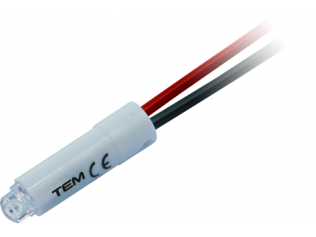 SIJALKA LED 220V~0.4W MODRA BLISTER IA20BL-B