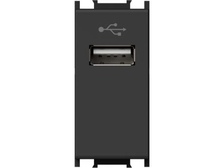 VTIČNICA USB MODUL TIP A 1M ČRNA KM51SB-U  PAKIRANJE UNIPACK