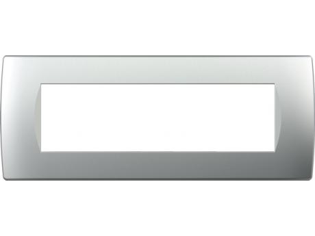OKRASNI OKVIR MODUL SOFT 7M SREBRNI OS70ES-U  PAKIRANJE UNIPACK