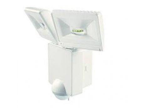 REFLEKTOR LED LUXA 102 2X8W 860lm BEL IP44 S SENZORJEM